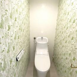 ウイズコロナを意識した開放的なプランニング (WC)