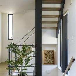 柔和な家 (階段)