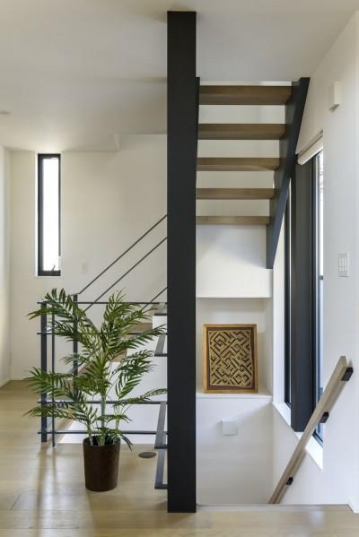 階段 (柔和な家)