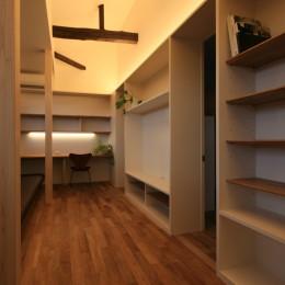 川崎の3世代住宅リノベーション (2階リビング)