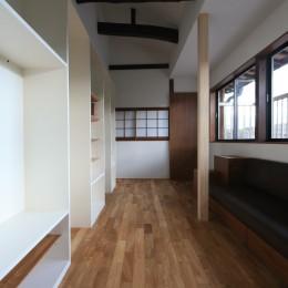 川崎の3世代住宅リノベーション