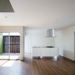戸建て感覚で住む賃貸住宅