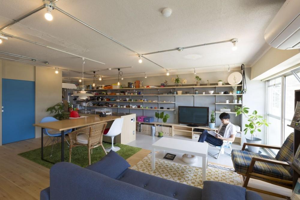日本初のコーポラティブハウスを紡ぐ (LDK3)