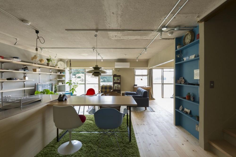 日本初のコーポラティブハウスを紡ぐ (LDK2)