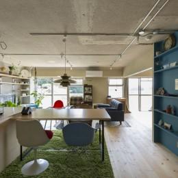 日本初のコーポラティブハウスを紡ぐ