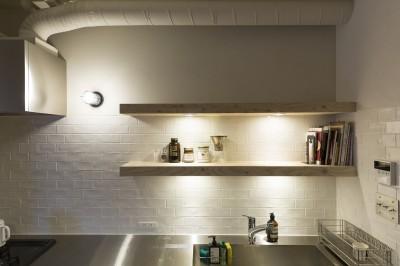 キッチン (家族とともに、成長していく家)