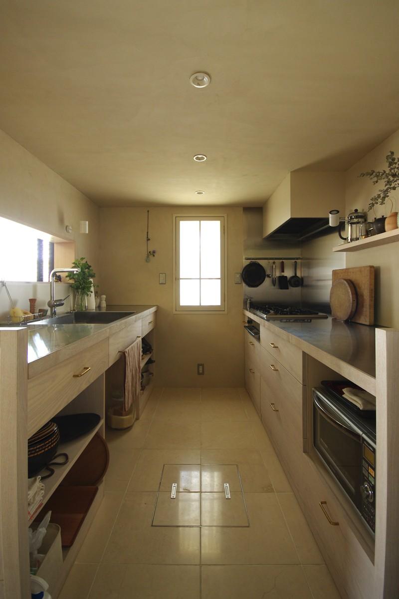 竹の山の家 (キッチン)
