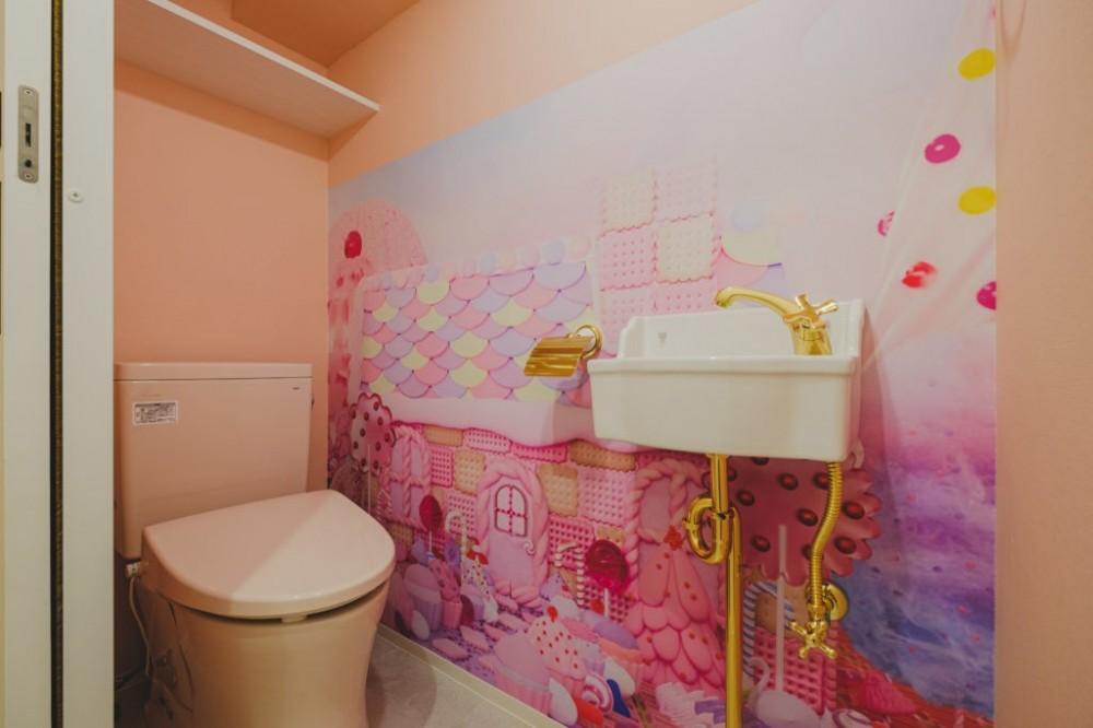 夢の扉 (トイレ)
