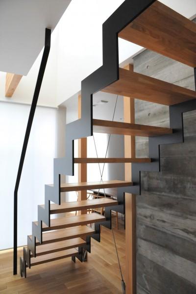 Landscape-house (リビング・ダイニング・キッチン)