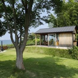 海を望む小屋~家族や友人と食事を楽しむための小屋~