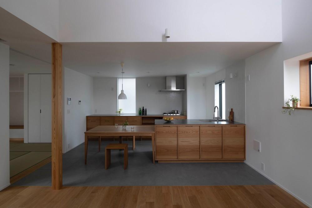 八王子の家 (キッチン)