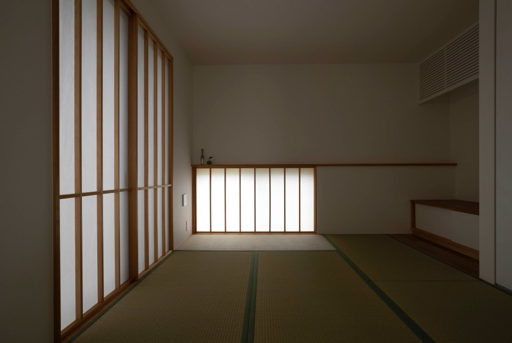 八王子の家 (和室)