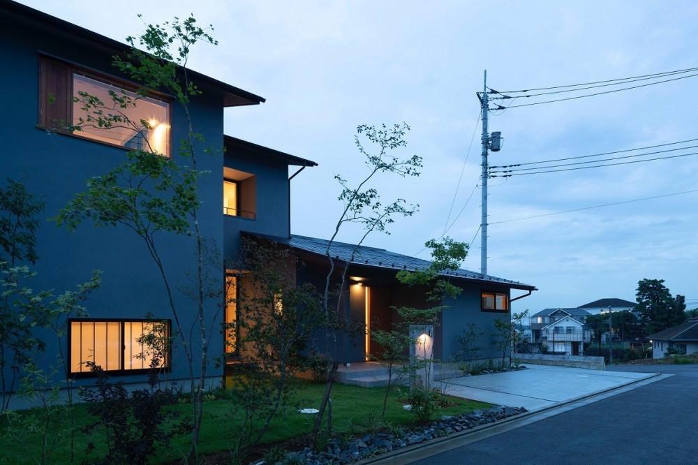八王子の家 (外観)