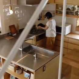 心休まる家~この家に居るとなんだかホッとする安らぎの家~ (キッチン)