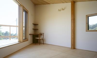 VILLA BOOMERANG / 八ヶ岳の別荘 (子供部屋、テラス)