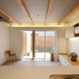 木の温かみのある2世帯住宅 ( 関町北の家 ) (親世態LDK)
