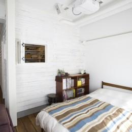 Hamlet-渋谷徒歩10分、1階庭付き59m²