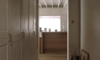 玄関|House I/マンションリノベーション