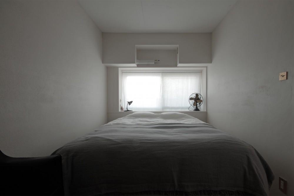 House I/マンションリノベーション (寝室)
