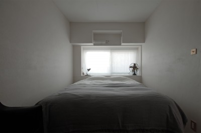 寝室 (House I/マンションリノベーション)