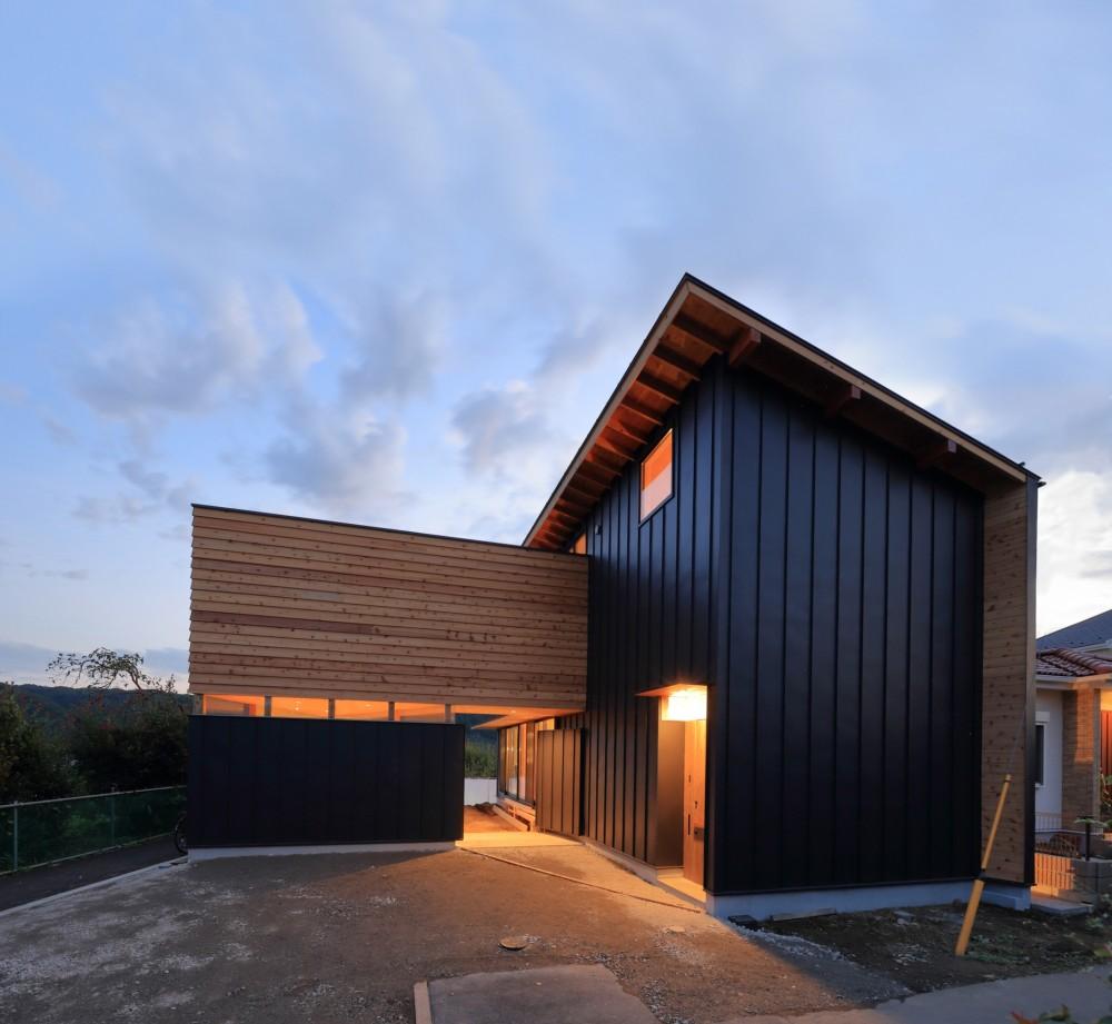 秋川の家 (外観)