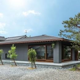 House T〜縁側のある家〜 (外観)