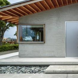 House T〜登り梁の美しい家〜 (外観)