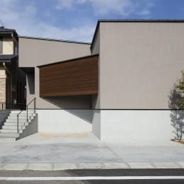 松戸の家4(FLAT HOUSE)