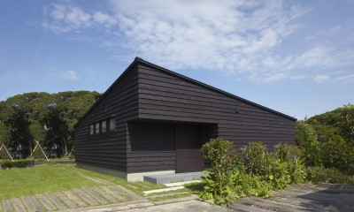 館山の家~海辺の町で暮らす終の棲家