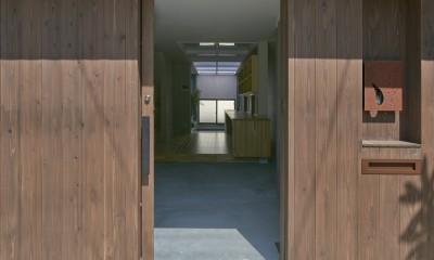 希望の家~好きなことを楽しむ別宅(リノベーション) (玄関)