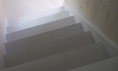 希望の家~好きなことを楽しむ別宅(リノベーション) (階段)
