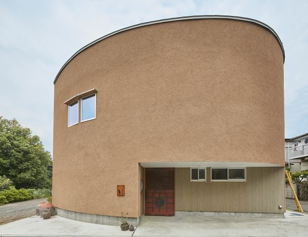 きいちゃんち~狭小地を有効に活用した2世帯住宅 (外観)