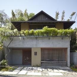 北鎌倉の家~伝統美と遊び心が融合する家 (外観)