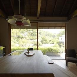 北鎌倉の家~伝統美と遊び心が融合する家