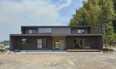 大草の家~猫と暮らすやさしいデザインの家