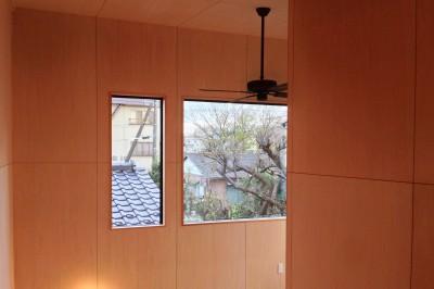 ハイサイドライト (松戸の家3(ゲルのある家))