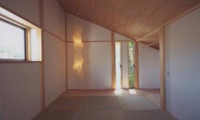 茅ケ崎東海岸北の家~中庭で緩やかにつながる2世帯住宅 (ゲストルーム)