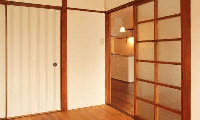 松戸の家2(無垢な賃貸) (部屋)