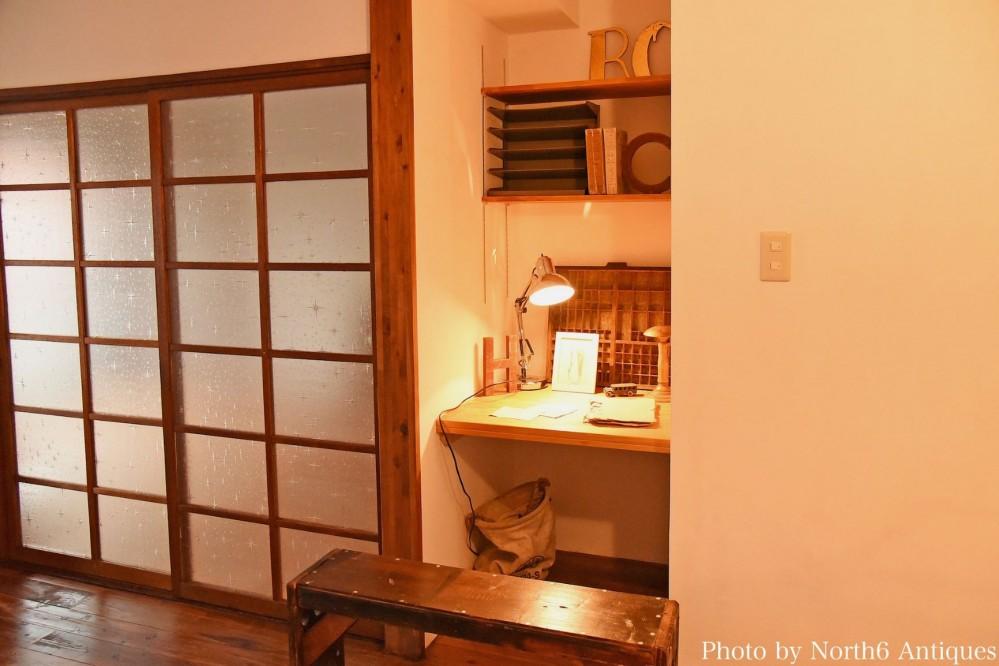 松戸の家2(無垢な賃貸) (プライベート空間)