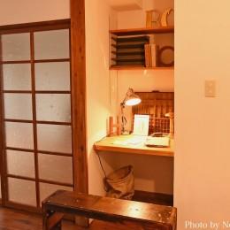 松戸の家2(無垢な賃貸)