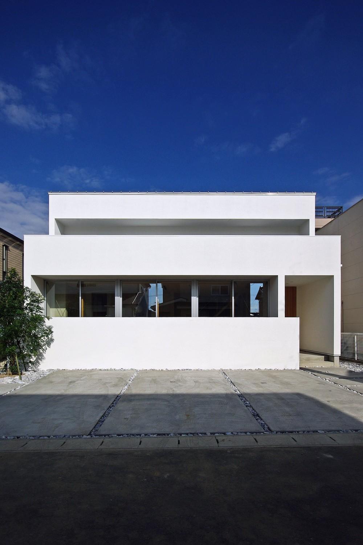 外観 (渡瀬の家-watase)