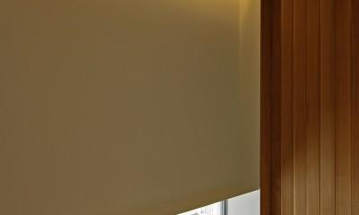 渡瀬の家-watase (玄関)