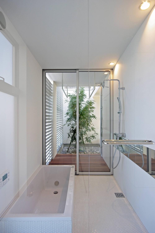 渡瀬の家-watase (浴室)