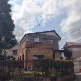 柏の家1(カフェのある家)について