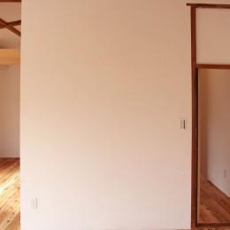柏の家1(カフェのある家)について (部屋)