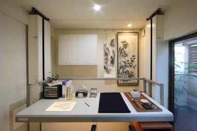 画室 (三国の長屋)