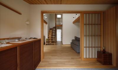 終の棲家~趣味を楽しみながら暮らす趣のある家~ (玄関1)