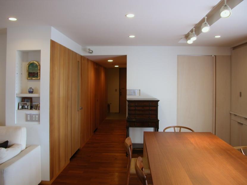 建築家:各務謙司「白金台K邸」
