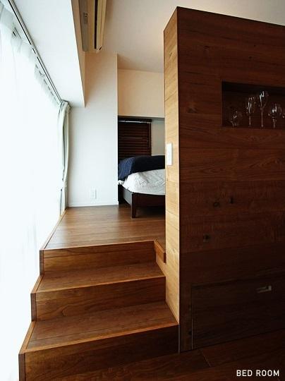ワイン食堂の部屋 BEDROOM2