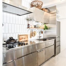 キッチン (デザイナーの住まい)